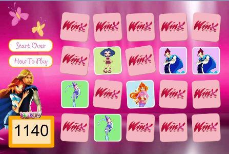 Винкс игры бесплатные » Винкc (Winx) мир и клуб